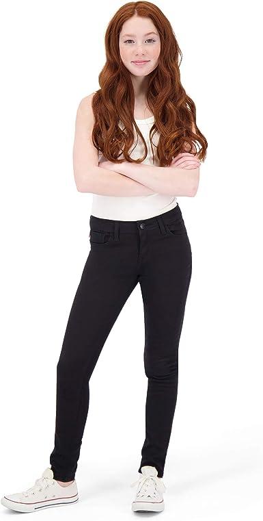 Amazon.com: VIGOSS Skinny Jeans for Teen Girls - Super Stretch Jeans for  Girls   Jeans for Girls Size 7-16: Clothing