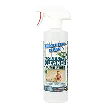 Absolutely Clean Grout Cleaner