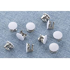 AYRXG 20Pcs Furniture Connecting CAM Fittings,Cabinet Drawer Dresser and Wardrobe Furniture Panel Connecting.14.6mm x 11.5mm