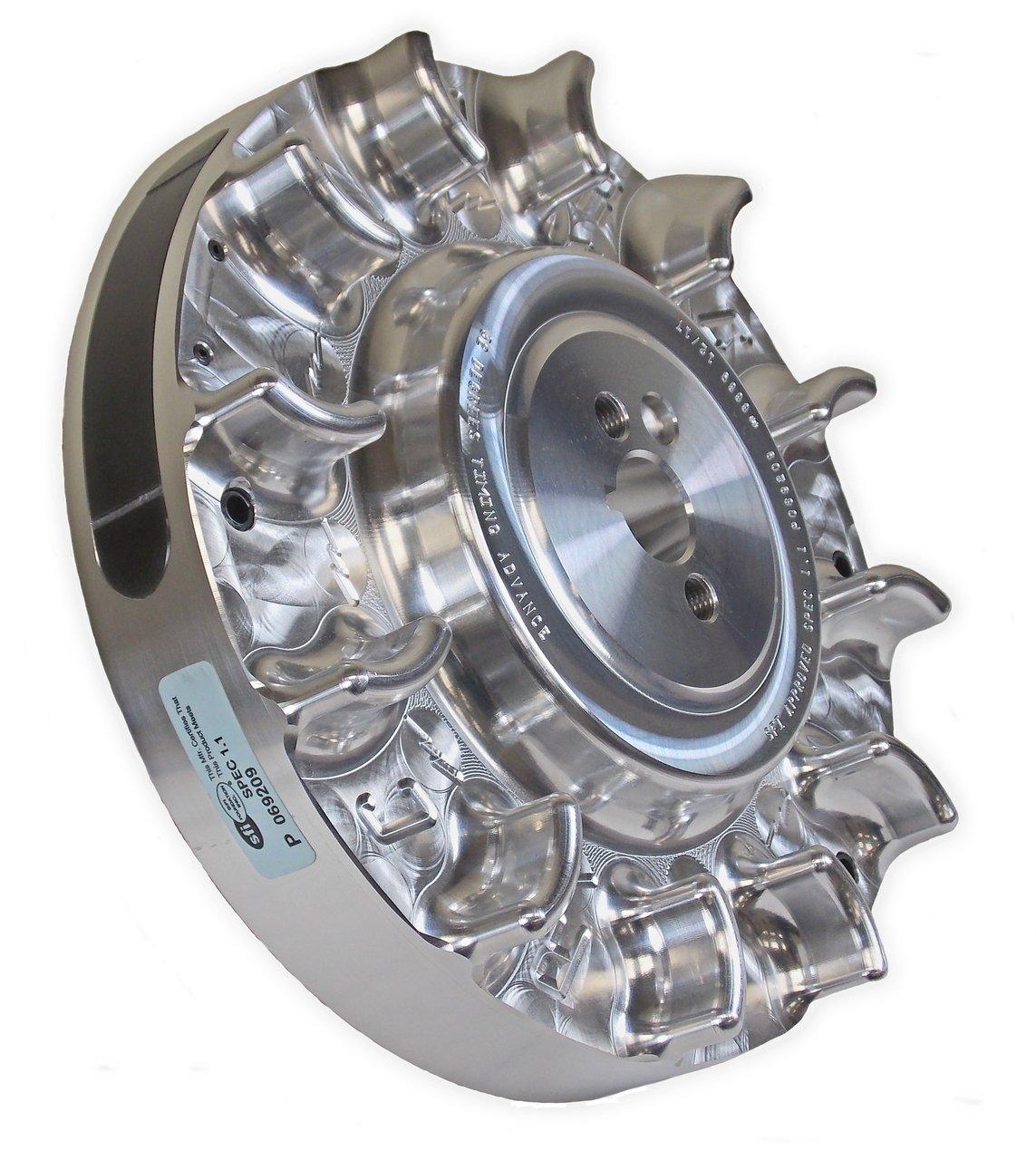 Replacement Parts ARC Speedway Billet Flywheel Predator 212cc Non ...
