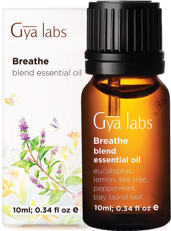 Gya Labs Breathe Essential Oil Blend