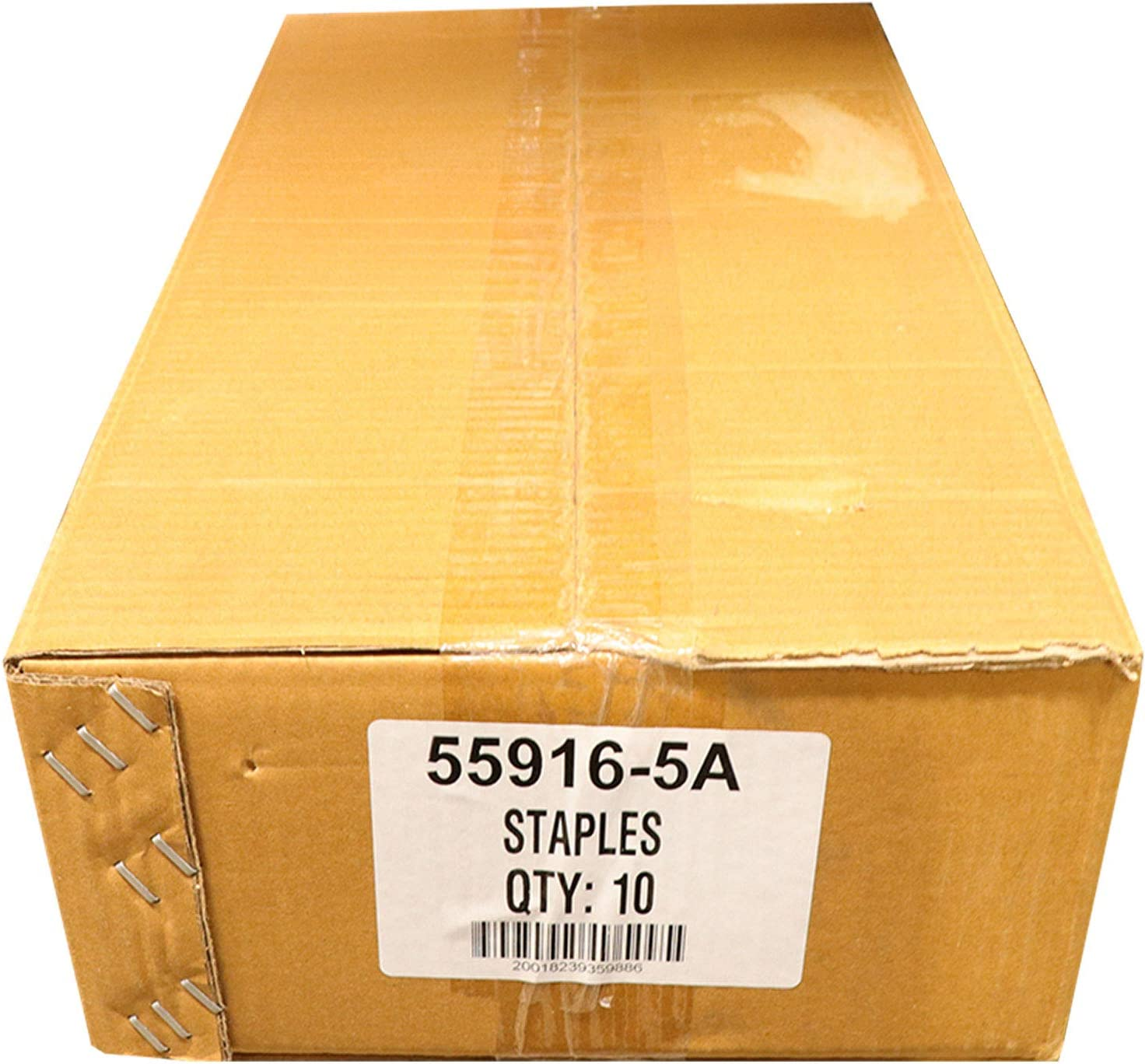 Arrow T50 9//16 Staples 1250 Count