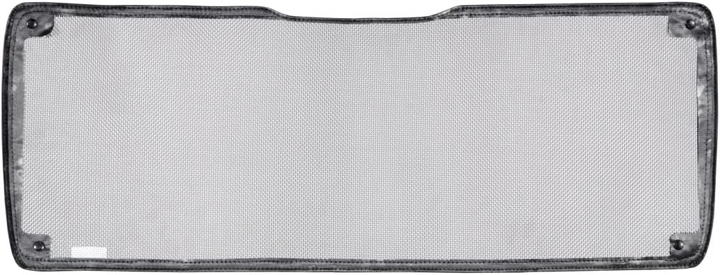 Belmor BS-2176-1 Black Bug Screen Truck Grille Cover for 2003-2017 Volvo VNL