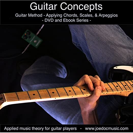 Amazon.com: Guitar Concepts - Learn & Apply Chords, Scales ...