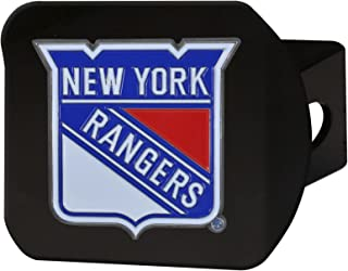 product image for FANMATS NHL New York Rangers NHL - New York Rangerscolor Hitch - Black, Team Color, One Size