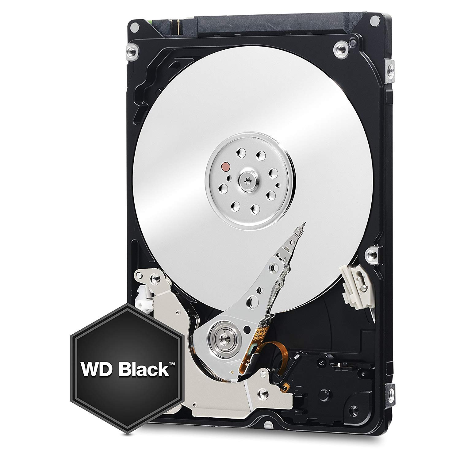 WD Black 1TB Performance Mobile Hard Disk Drive - 7200 RPM SATA 6 Gb/s 32MB Cache 9.5 MM 2.5 Inch - WD10JPLX by Western Digital (Image #5)