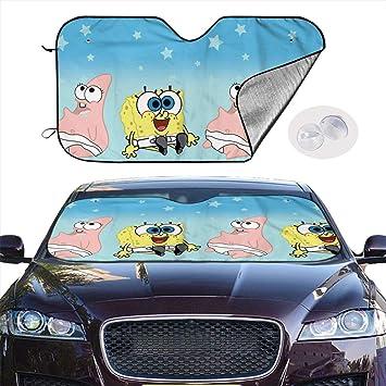 SpongeBob Summer Cartoon Car Bumper Sticker Decal 4/'/' x 5/'/'