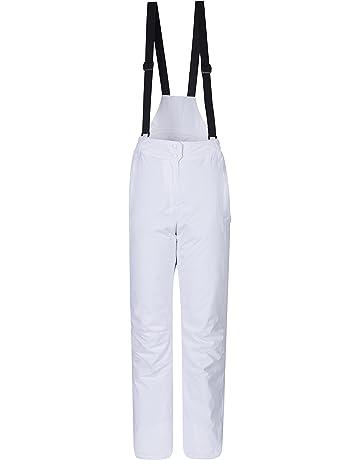 bec612f9b649 Mountain Warehouse Moon Womens Ski Pants - Warm Bib Snow Trousers