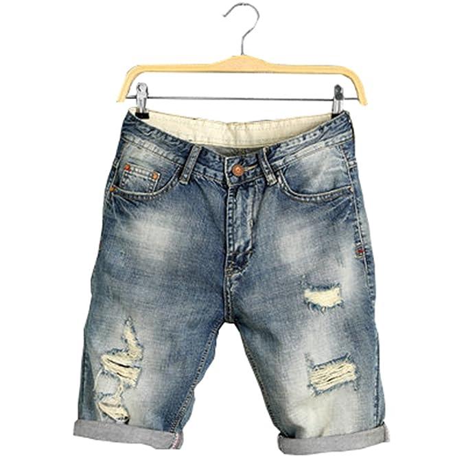 a966d12f8c7f NEW summer denim shorts male jeans men jean shorts bermuda skate ...