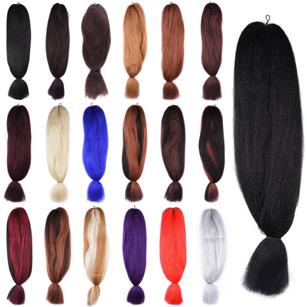 Amazon Aigemei Jumbo Braiding Hair African Collection Braids