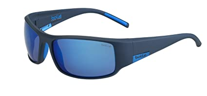 5a60da2e58 Image Unavailable. Image not available for. Color  Bolle King Polarized  Offshore Blue Oleo AR