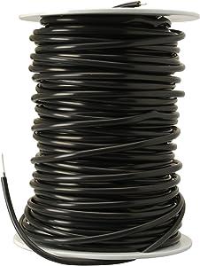 Southwire 54703 Solid Underground Sprinkler System Wire, 18-Gauge 3-Conductor 30-Volt 250-Feet