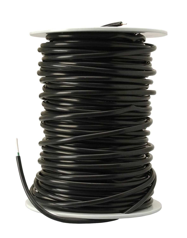 Southwire 54708 Solid Underground Sprinkler System Wire, 18-Gauge 8 ...