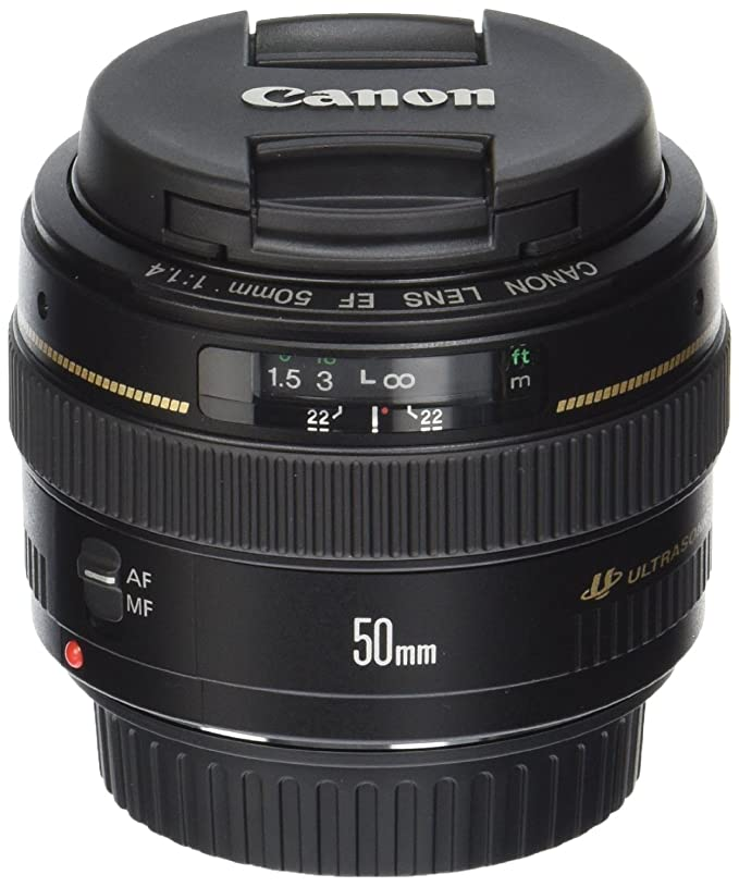 Review Canon EF 50mm f/1.4