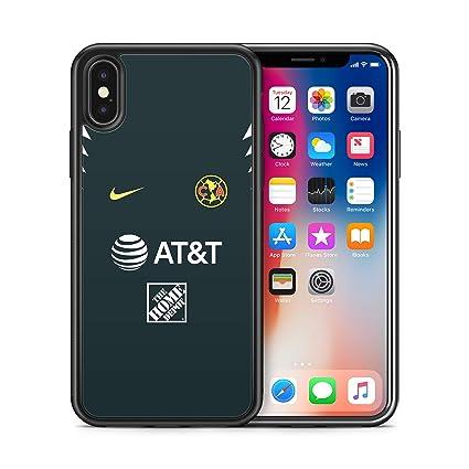 Amazon.com: Club America - Carcasa para iPhone Xs Max: Cell ...