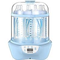 Elechomes 5-in-1 Baby Bottle Steam Sterilizer & Dryer