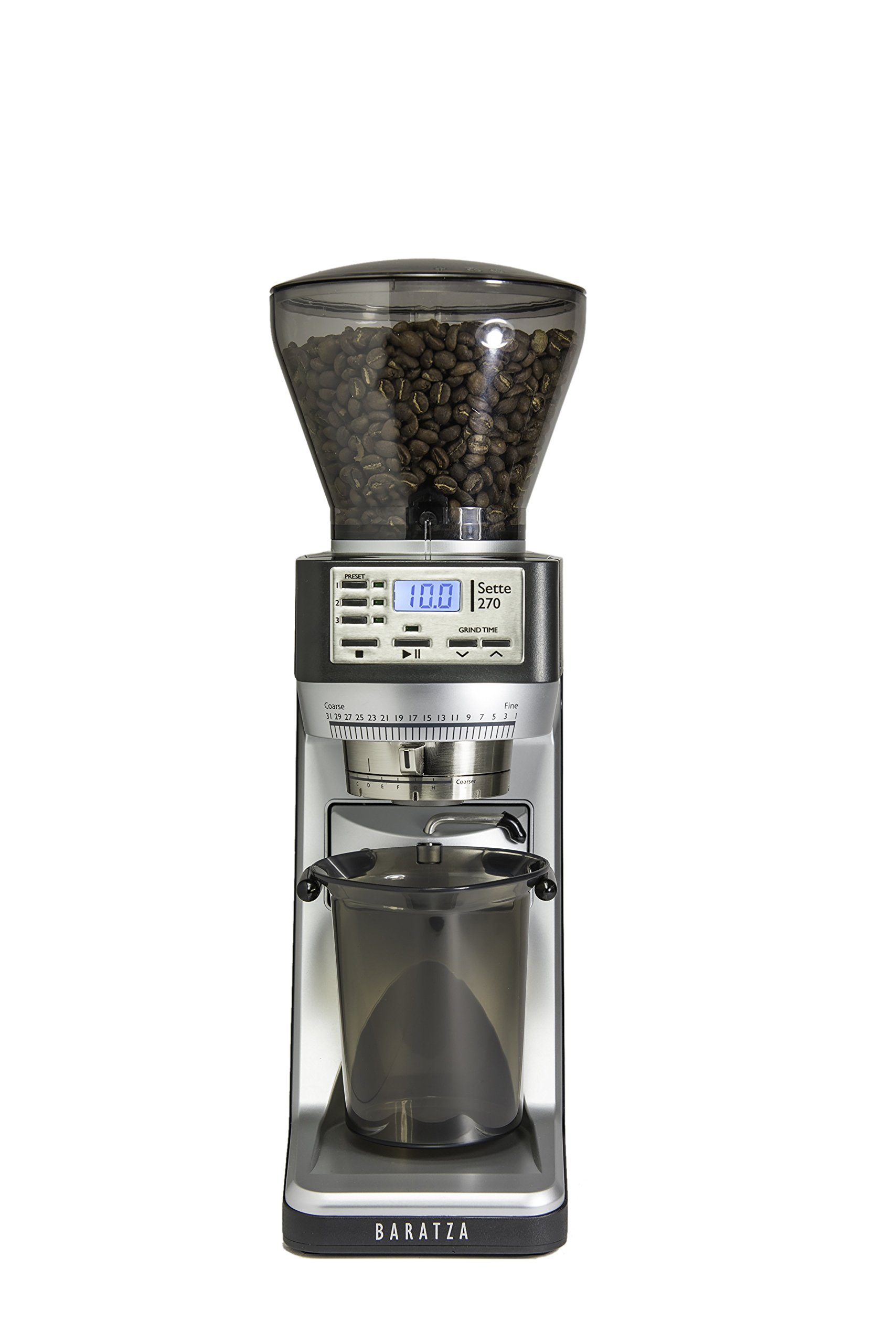 Baratza Sette 270 - Conical Burr (with Grounds Bin and built-in PortaHolder) by Baratza (Image #2)