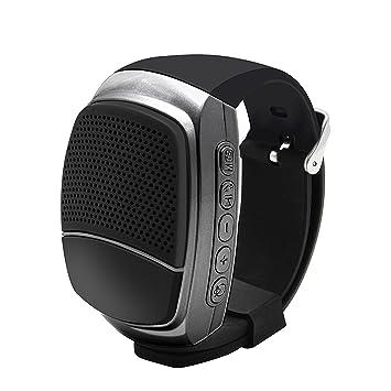 Reloj inteligente Bluetooth altavoz manos libres Call Temporizador ...