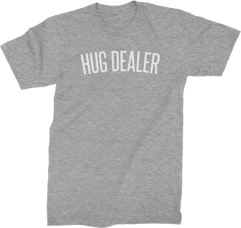 Expression Tees Hug Dealer Mens T-Shirt