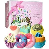 Bath Bombs Gift Set, STNTUS Bath Balls luxe cadeau voor vrouwen, vriendin, moeder, perfecte Valentijnsdag Christmas Bath…