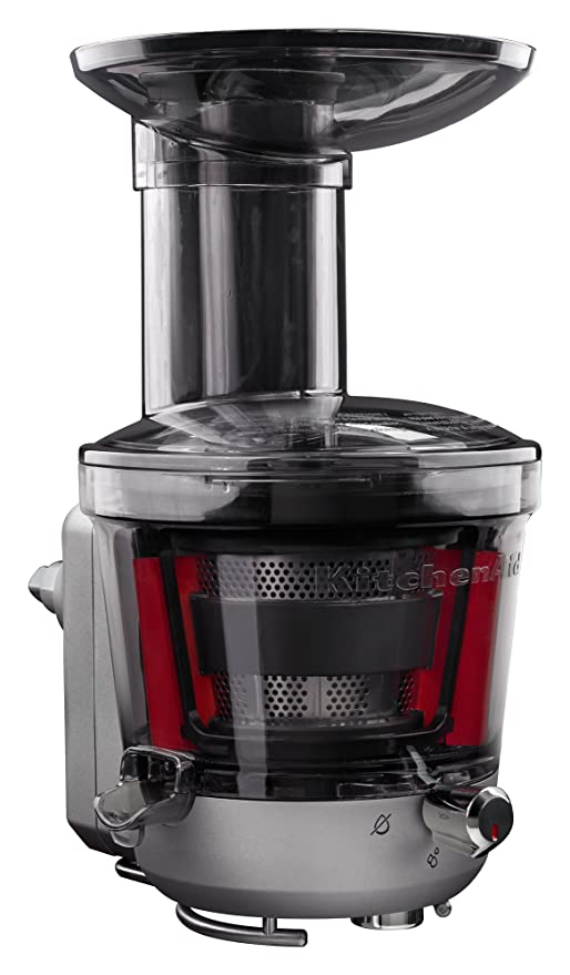 Amazon Com Kitchenaid Ksm1ja Masticating Juicer And Sauce