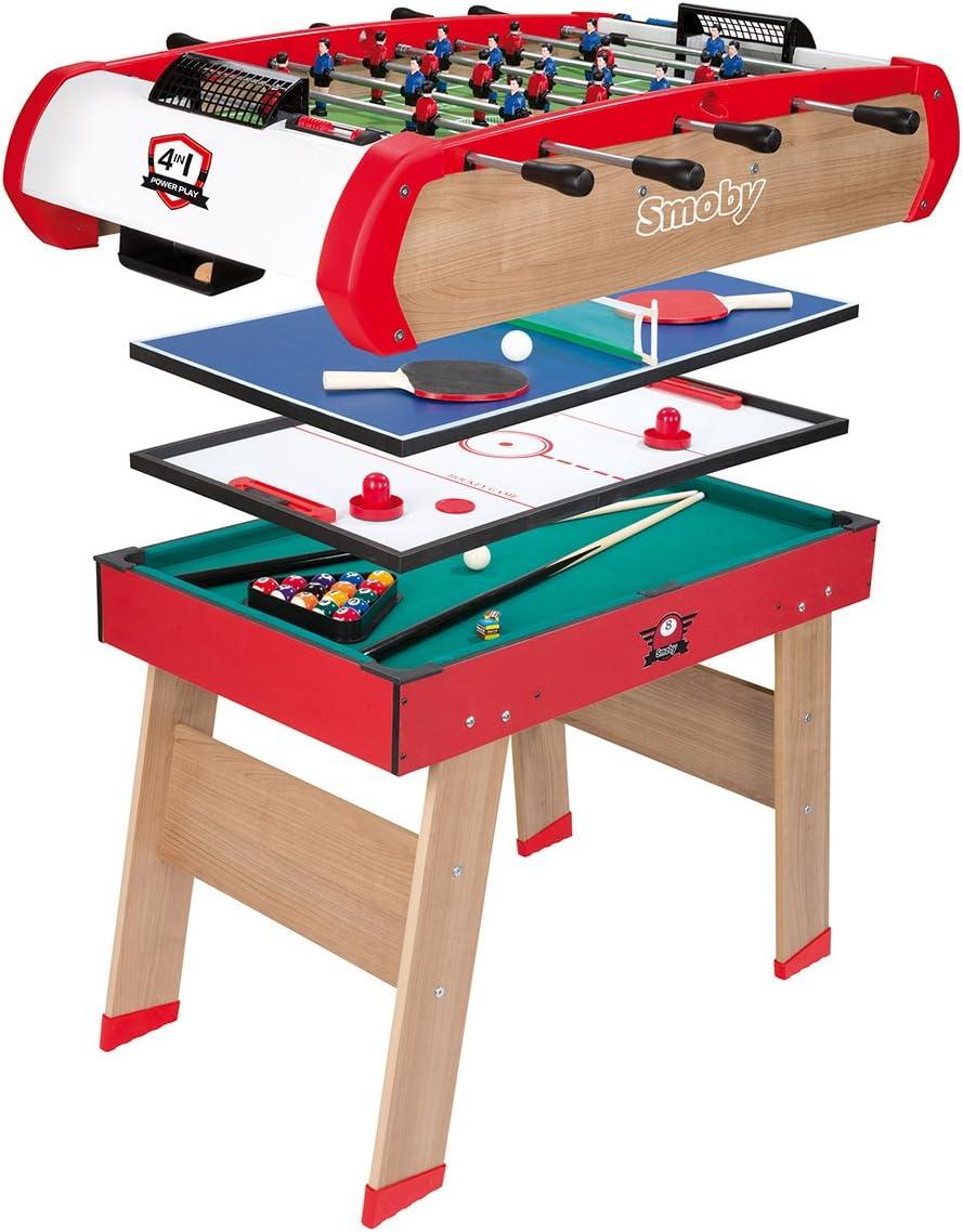 POWERPLAY 4 EN 1: Amazon.es: Juguetes y juegos