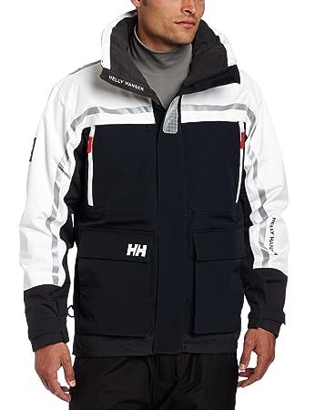 Helly hansen crew tactician jacket black man