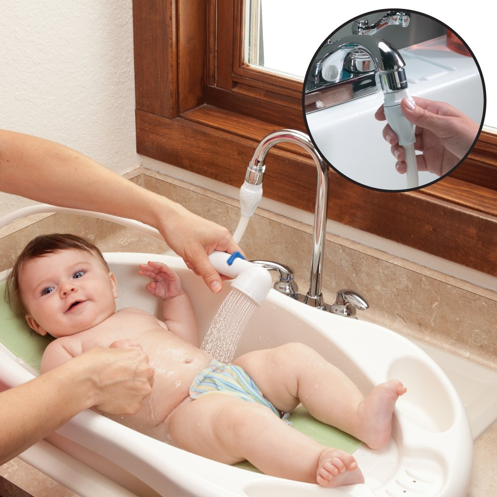 Rinse Ace Baby Sink Rinser - Faucet Spray Hoses - Amazon.com