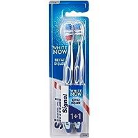 Signal White Now Beyaz Dişler 1+1 Diş Fırçası 1 Paket (1 x 36.6 g)