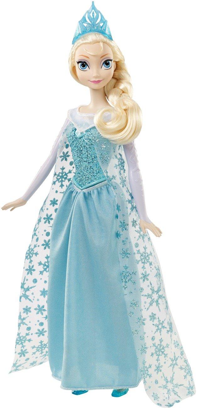 singende elsa barbie