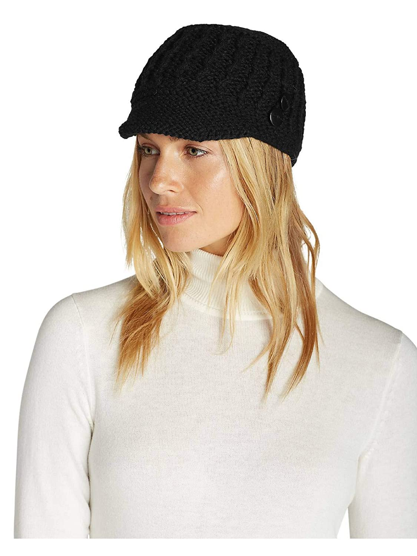 a7d664e0928 Eddie bauer womens covey beanie black regular onesze at amazon womens  clothing store jpg 1125x1500 Beanie