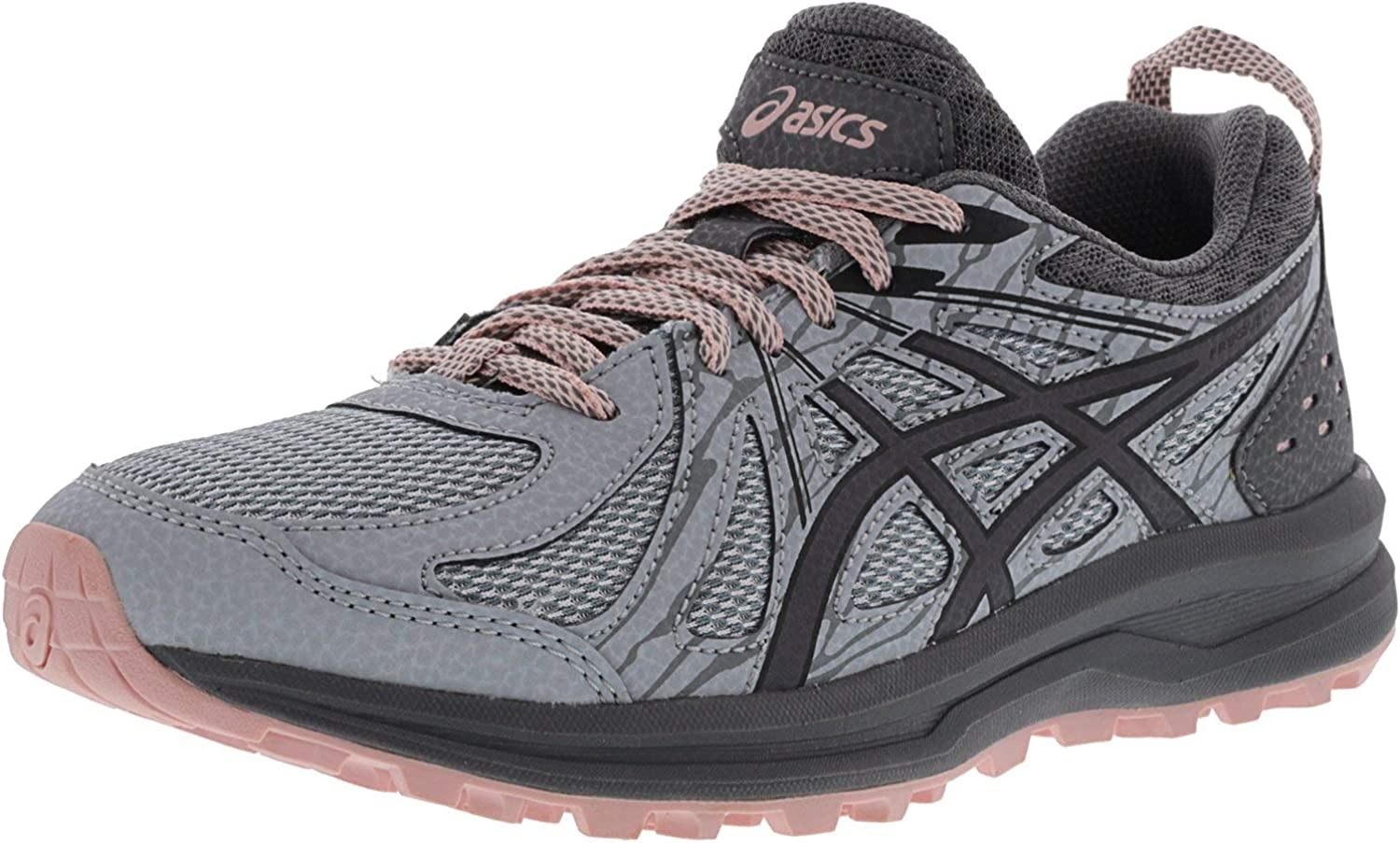 ASICS Women's Frequent Trail Mid Grey