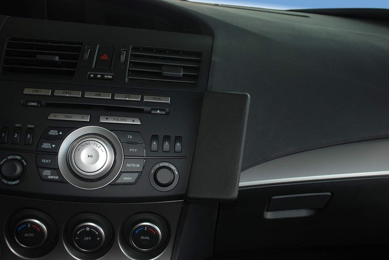 2010-2013 KUDA 084405 Leather Mount Black Compatible with Mazda 3
