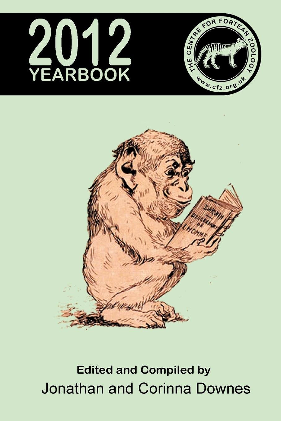 Centre for Fortean Zoology Yearbook 2012 ebook