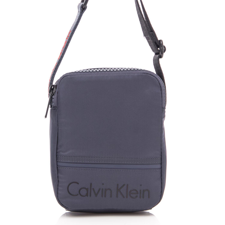 CALVIN KLEIN BAGS MAN MATTHEW MINI REPORTER K50K502878 uni blue