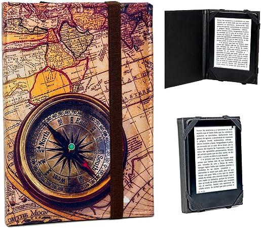 ANVAL Funda para EBOOK BQ Cervantes 4: Amazon.es: Electrónica