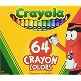 Crayola Crayons 64 ea