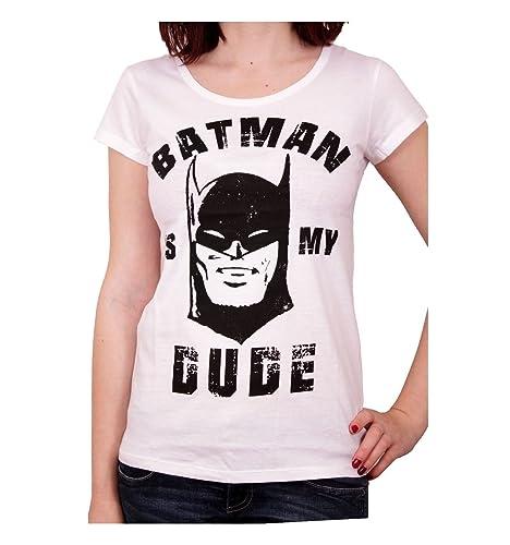 Camiseta para mujer, diseño de Batman-My Dude