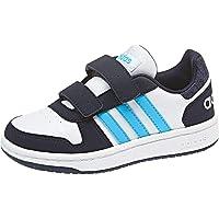 Adidas Hoops 2.0 CMF, Zapatos de Baloncesto Unisex Niños