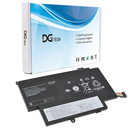DGTECH 45N1704 / 45N1705 / 45N1706 / 45N1707 Replacement Laptop Battery Compatible with Thinkpad 12.5