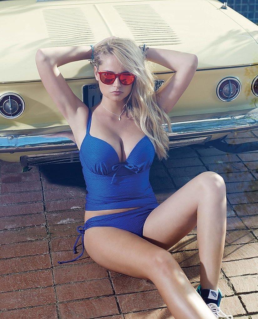 Cleo Swim Matilda Tankini Top