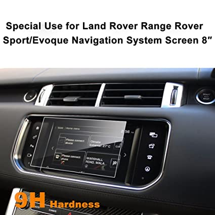 Land Rover Range Rover Sport/Evoque 2013-2016 8-Inch Car Navigation Screen