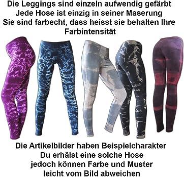 Panasiam - Leggings, algodón natural, muy suaves y elásticos, varios estilos y colores azul 66 cm: Amazon.es: Ropa y accesorios