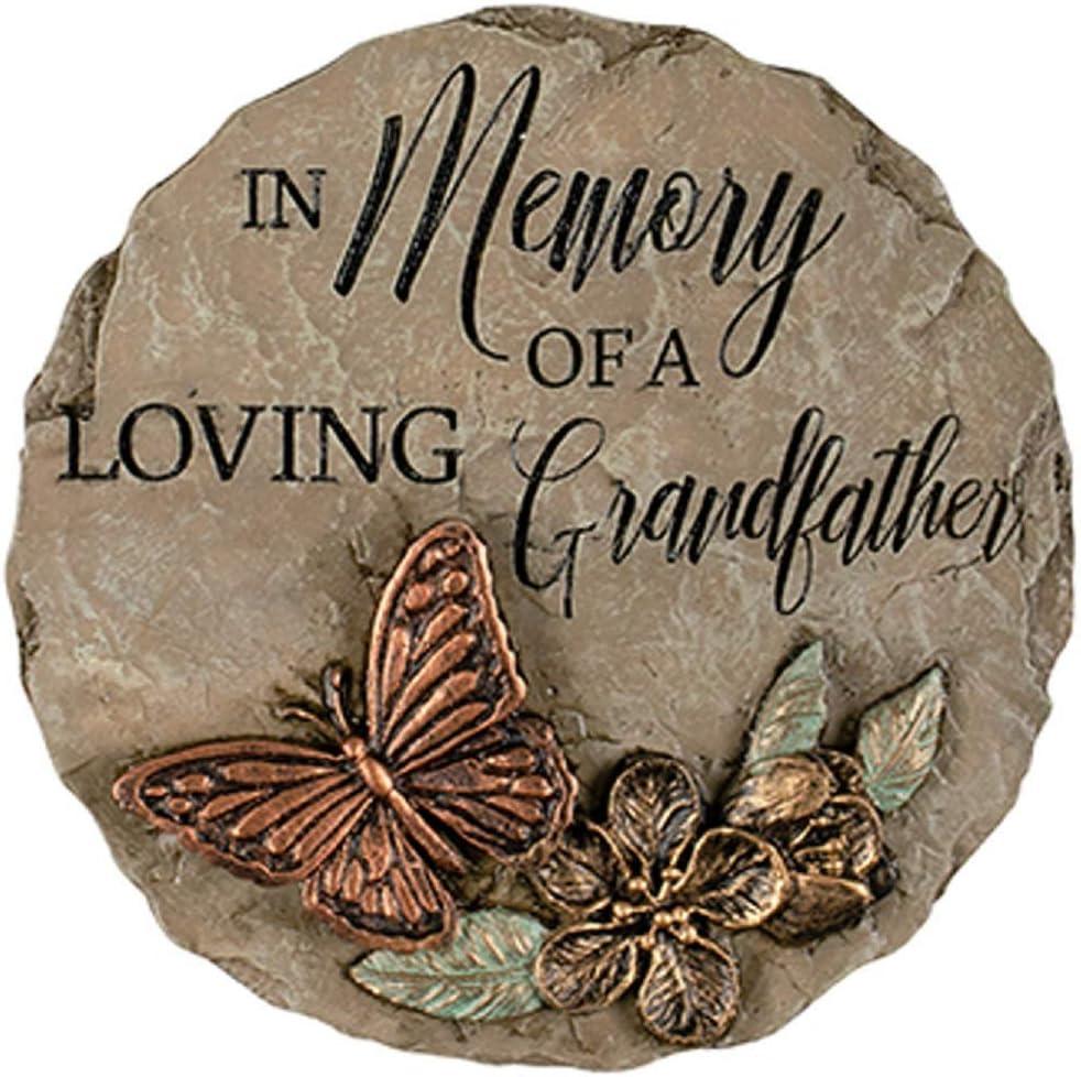 Carson 5 Keynote Collection Grandfather Mini Garden Stone