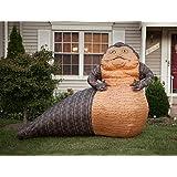 Amazon.com: 5 Star Wars – Jabba The Hutt Star Wars airblown ...