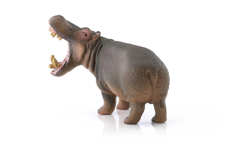 Amazon.com: Schleich Hippopotamus Toy Figure: Schleich: Toys & Games