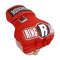 Ringside Envoltura para Guante, Gel Que Absorbe Impactos, Muay Thai, MMA, Kickboxing, Boxeo