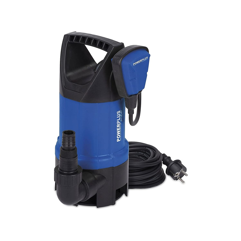 Powerplus - Bomba sumergible 750w agua sucia 1x230v POW67906