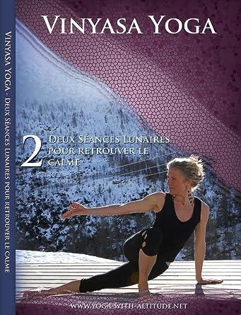 Vinyasa Yoga Seances Lunaires - Yoga Restoratif [DVD ...
