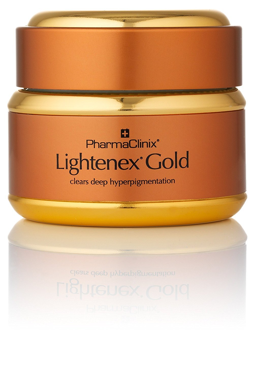 PharmaClinix Lightenex Gold Skin Lightening Cream, 30 g